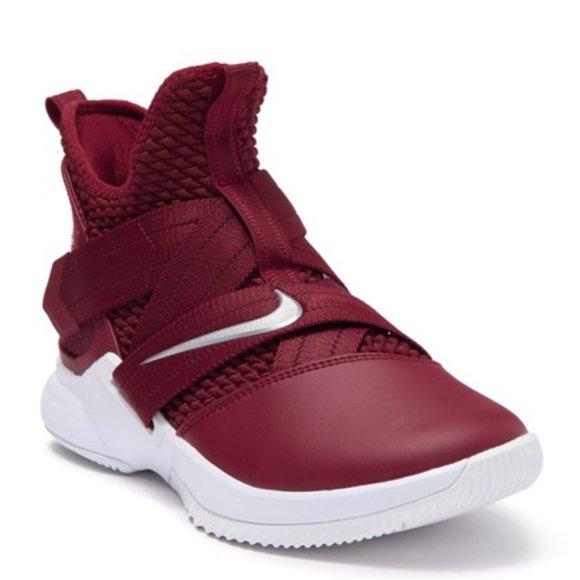 Nike Lebron Soldier Xii 2 Tb Promo Team